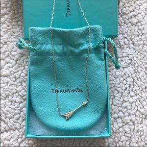 Tiffany and Co Arrow Pendant